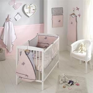 chambre petite fille originale amazing chambre peinture With chambre bébé design avec bouquet pas cher