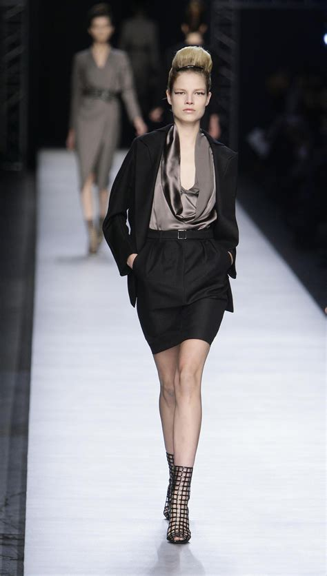 Yves Saint Laurent Spring Summer 2009 » Fashion Allure