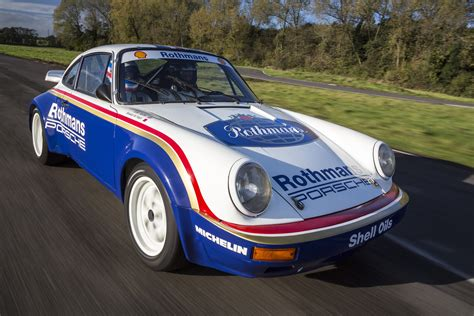 rothmans porsche porsche 911 sc rs king of the stage total 911