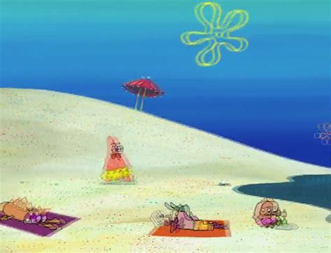 spongebuddy mania spongebob episode sun bleached