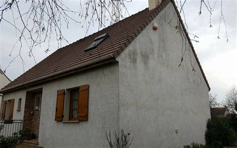 ravalement et isolation du pignon d une maison dans l essone uniso solutions isolation