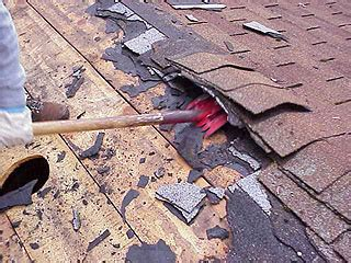 How To Remove Old Asphalt Roof Shingles  Basic Roofing