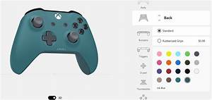 Microsoft Adds More Customization To The Xbox Design Lab