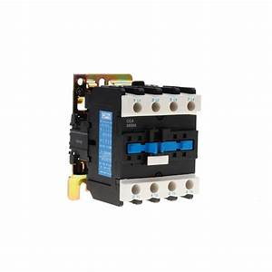 A 4 Pole Contactor Is An Electrical Relay To Switch An