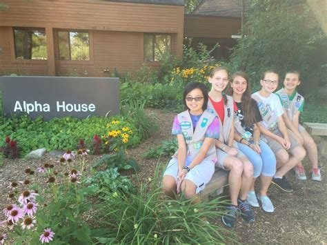 girl scout cadettes earn silver award manchester mirror