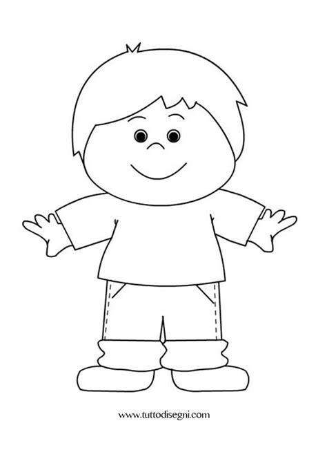 immagini di bambini felici bambino felice disegno da colorare tuttodisegni