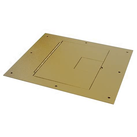 Fsr Floor Box Rating by Fsr Cover For Fl 1000 Floor Box Brass Fl 1000 Brs C B H