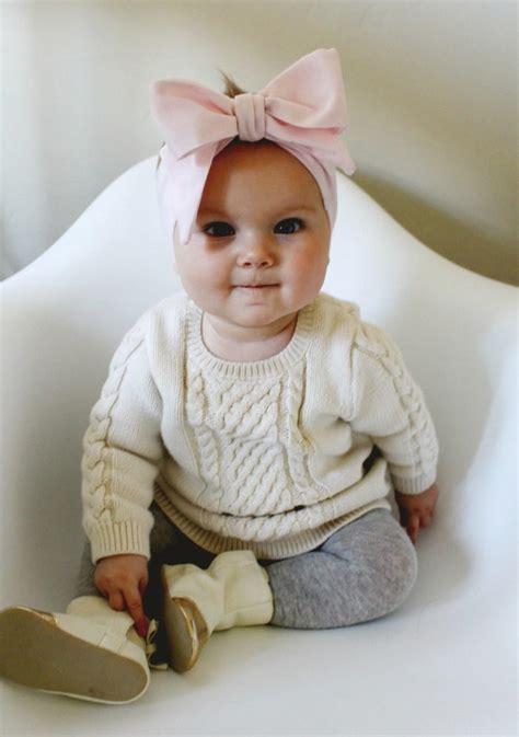 Oversized Bow DIY Baby Headband   AllFreeSewing.com