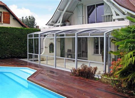 Retractable Sunroom by 1000 Ideas About Porch Enclosures On Small
