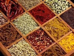 Spice Rack In India by Khatta Meetha Indian Spices