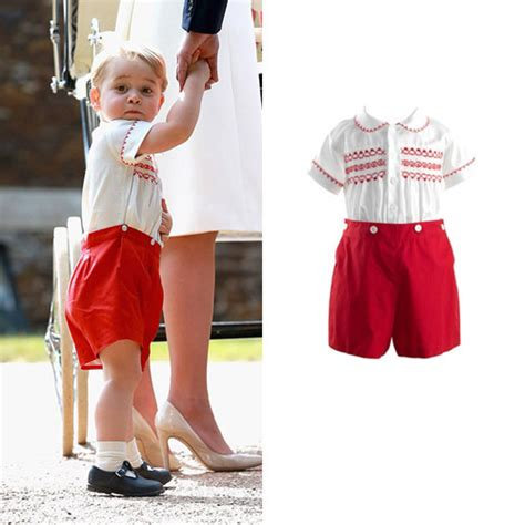 Prince George Effect: Is he fashion's most influential ...