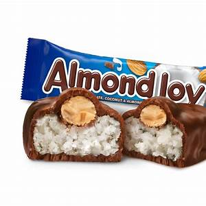 Almond Joy and Mounds | Coconut and Chocolate Candy