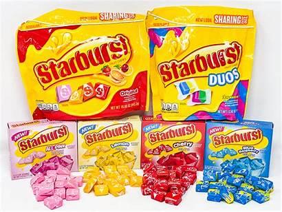 Starburst Gelatin Jello Taste National Test 12th