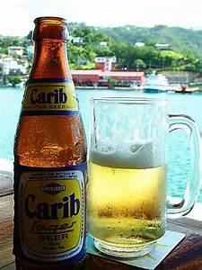 Carib Lager ... beer brewed in Trinidad & Tobago. It was ...