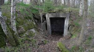 Abandoned Cold War Bunker