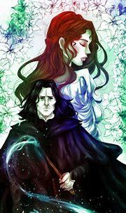 Image - Severus et Lily - Skyrock.com