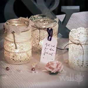 Teelichter Selber Machen : vintage windlichter teelichter mieten weddstyle ~ Lizthompson.info Haus und Dekorationen