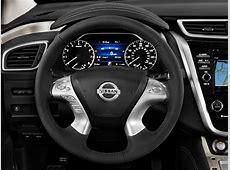 Image 2017 Nissan Murano FWD SV Steering Wheel, size