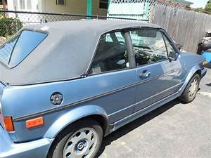 Buy Used 1989 Mk1 Vw Cabriolet In Huntington Station  New