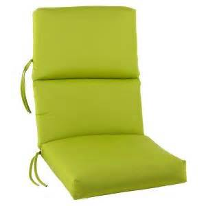 macaw sunbrella high back outdoor chair cushion 1573310650