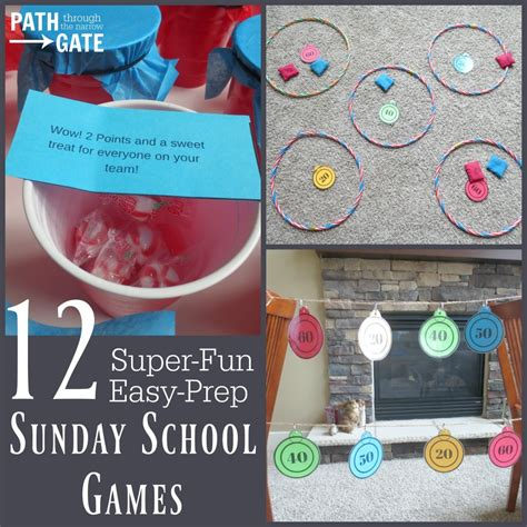 12 easy prep sunday school your students 100 | Sunday School Games fea