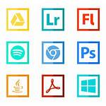 Software Vector Icon Icons Softwares Logos Graphics