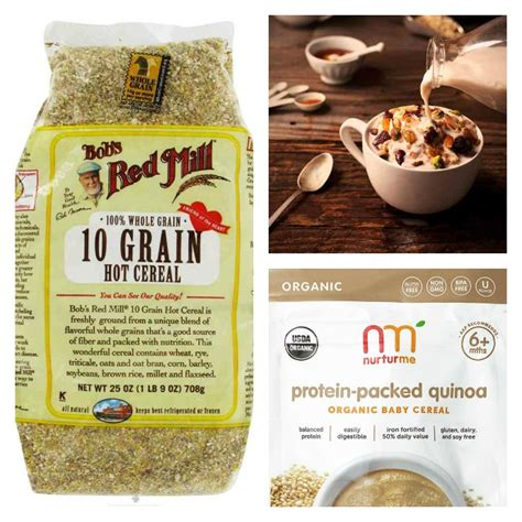 3 Healthy Hot Cereal Brands And Recipes  Cool Mom Picks