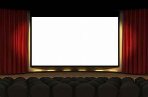 Movie Theater Screen Clipart