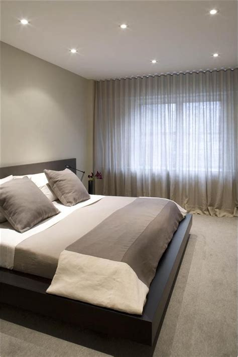 Moderne Gardinen Schlafzimmer by Contemporary Modern Retro Bedroom By West Chin Master
