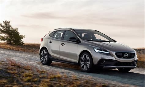 Gambar Mobil Volvo V40 Cross Country by Volvo V40 Updated Next Model Bound For Us
