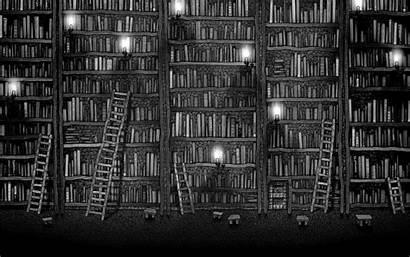 Library Desktop Bookshelf Wallpapersafari Wallpapers Code Backgrounds