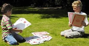 Grand Jeu Extérieur : jeu de cartes g antes jeu de plein air g ant jeu de cartes grand format ~ Melissatoandfro.com Idées de Décoration
