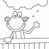 Bumps Coloring Pages Template sketch template