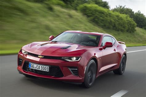 Chevrolet Camaro Deliveries Begin In Uk Next Month — All
