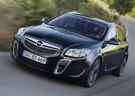 2010 Opel Insignia Opc Sports Tourer