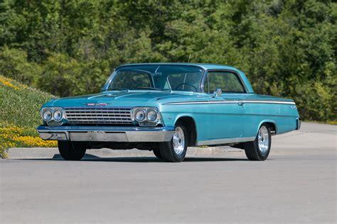 1962 Chevrolet Impala Ss 2 Door Convertible