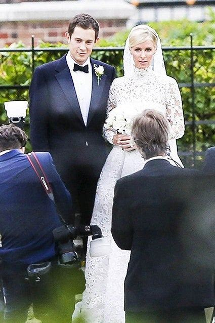 nicky hilton marries banking heir james rothschild