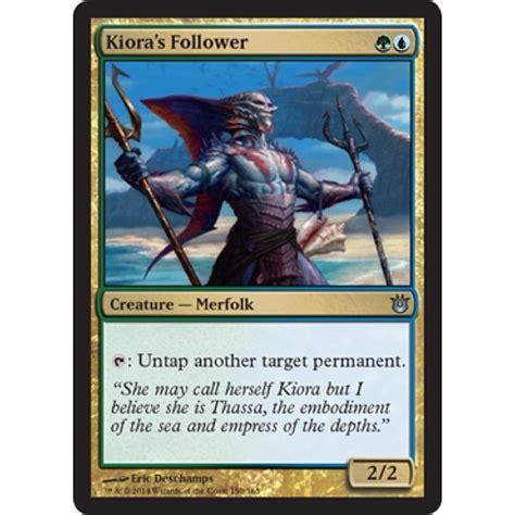 best multiplayer pauper decks top pauper edh decks 28 images pauper kiora s follower