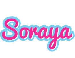 soraya logo  logo generator popstar love panda