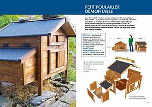 Construire Un Poulailler En Bois : construire un poulailler librairie actu environnement ~ Melissatoandfro.com Idées de Décoration