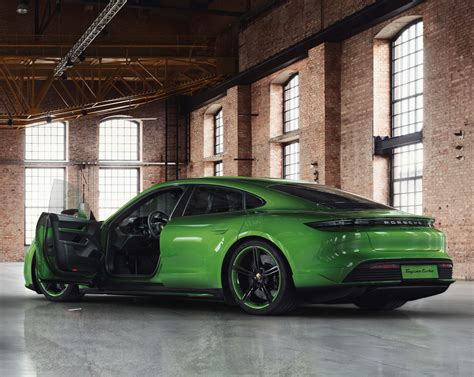 Taycan gets Exclusive Manufaktur upgrades   The Car Magazine