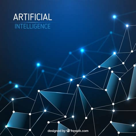 Abstract Wallpaper Artificial Intelligence abstract artificial intelligence template vector free