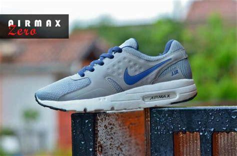 jual sepatu olahraga nike airmax pria hitam biru navy abu grey putih di lapak sepatu boots