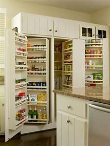 New Home Interior Design: Kitchen Pantry Design Ideas
