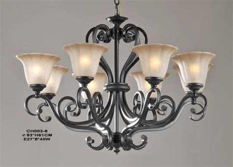 Black Wrought Iron And Chandelier by Best 25 Wrought Iron Chandeliers Ideas On