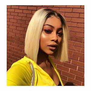 Roots Baby Size Chart Lace Front Wig Bob Hair With Dark Roots 150