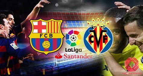 Barcelona vs Villarreal Video Highlights