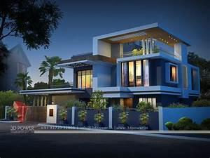 Ultra Modern Home Designs: Contemporary Bungalow Exterior