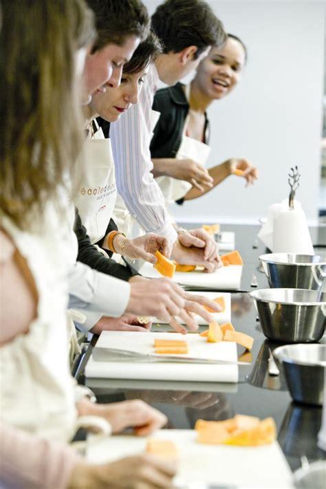 le planning des cours de cuisine est en ligne le panoramique