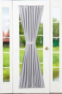 french door curtain panels French Window Curtains: Amazon.com